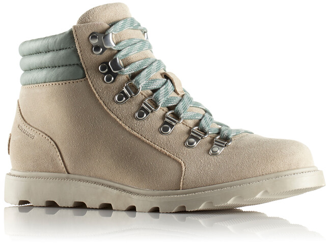 Sorel Ainsley Conquest Botas Mujer, oatmeal